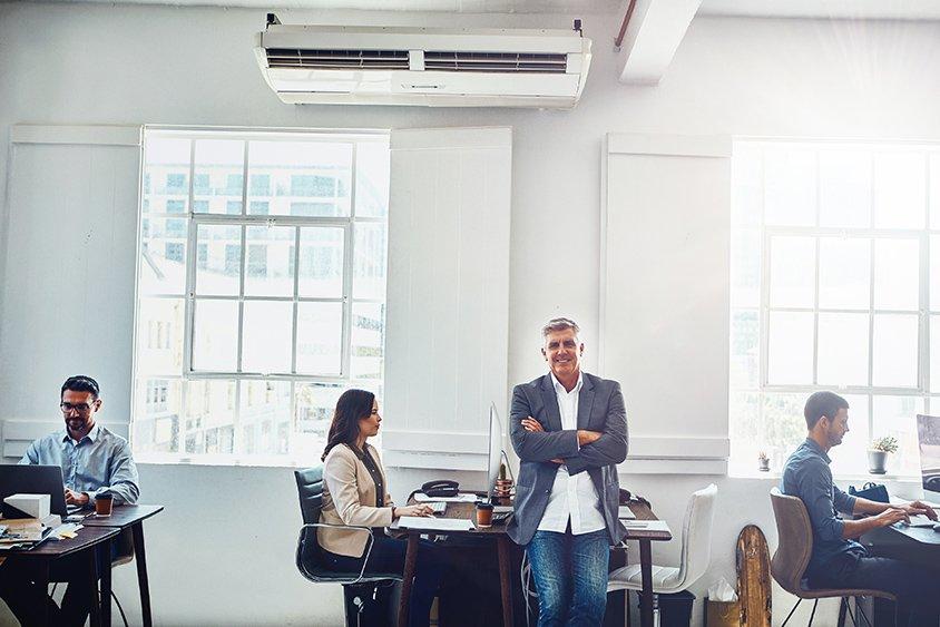 Le pouvoir de faire évoluer votre entreprise
